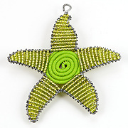 Starfish; Green