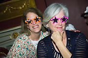 Janis Long's 60th birthday party at Muriel's Jackson Square restaurant in New Orleans on March 25, 2017