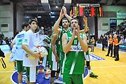 DESCRIZIONE : Campionato 2013/14 Dinamo Banco di Sardegna Sassari - Sidigas Scandone Avellino<br /> GIOCATORE : Team<br /> CATEGORIA : Ritratto Delusione<br /> SQUADRA : Sidigas Scandone Avellino<br /> EVENTO : LegaBasket Serie A Beko 2013/2014<br /> GARA : Dinamo Banco di Sardegna Sassari - Sidigas Scandone Avellino<br /> DATA : 24/11/2013<br /> SPORT : Pallacanestro <br /> AUTORE : Agenzia Ciamillo-Castoria / Luigi Canu<br /> Galleria : LegaBasket Serie A Beko 2013/2014<br /> Fotonotizia : Campionato 2013/14 Dinamo Banco di Sardegna Sassari - Sidigas Scandone Avellino<br /> Predefinita :