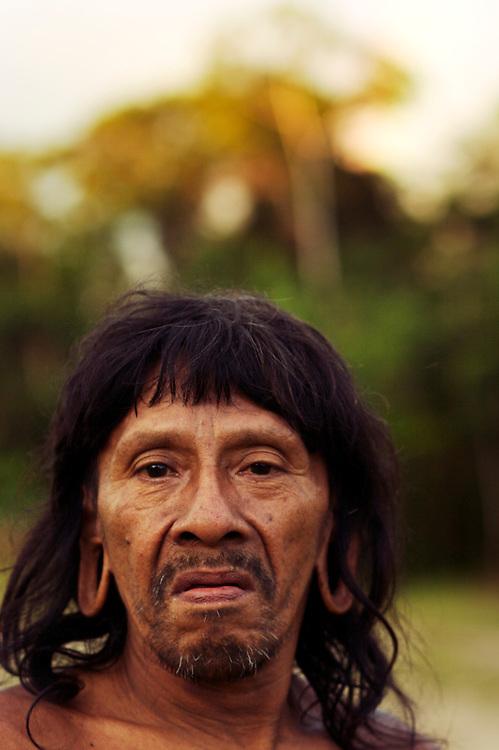 huaorani elder