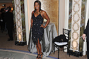 DENISE LEWIS; , The Cartier Racing Awards. The Ballroom, Dorchester hotel. Park Lane. London. 15 November 2011. <br /> <br />  , -DO NOT ARCHIVE-© Copyright Photograph by Dafydd Jones. 248 Clapham Rd. London SW9 0PZ. Tel 0207 820 0771. www.dafjones.com.