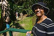 OCHO RIOS, ST. ANN : February 14, 2007 -- JAMAICA: DAY 1: OCHO RIOS -- Cassie McKinley in Ocho Rios.  Cousins and family in Ocho Rios, Jamaica February 14....Steve McKinley Photo.