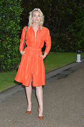 JOANNA VANDERHAM at The Ralph Lauren & Vogue Wimbledon Summer Cocktail Party at The Orangery, Kensington Palace, London on 22nd June 2015.  The event is to celebrate ten years of Ralph Lauren as official outfitter to the Championships, Wimbledon.