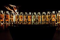 Macallan Distillery in Craigellachie, Moray, Scotland. Copyright 2019 Reid McNally.