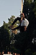 Youness Essafy. Ecole Nationale de Cirque Shems'y du Maroc