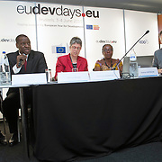 04 June 2015 - Belgium - Brussels - European Development Days - EDD - Inclusion - Multi-stakeholder partnerships for inclusive development and the post-2015 agenda © European Union