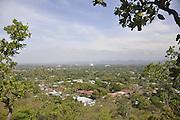 Vista desde el cerro San Cristobal, en la ciudad de David, provincia de Chiriquí. Panamá, 14 de mayo de 2012. (Victoria Murillo/Istmophoto)