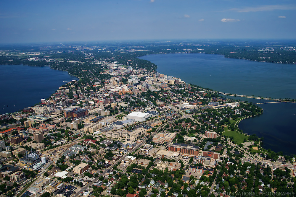 Isthmus of Madison