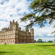 Highclere Castle / Hampshire / England