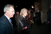 PRINCESS ALEXANDRA, Cecil Beaton private view. V and A Museum. London. 6 February 2012