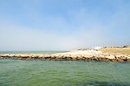 Old Silver Beach Falmouth Cape Cod MA USA