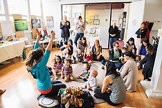 Bring Baby Full Circle Event | Recess Urban Recreation | Fresh Baby Bites | EarthBaby