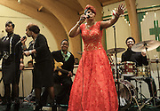 Kim Spivy, The Trumpelettes, Detroit Gospel Church Performances