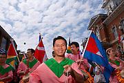 1824825th Annual International Street Fair.Virak Kruy, leading..Sok Udom Deth, Im Sothearith,Sothy Khieng, Sopheap Phan, Jane Palmer
