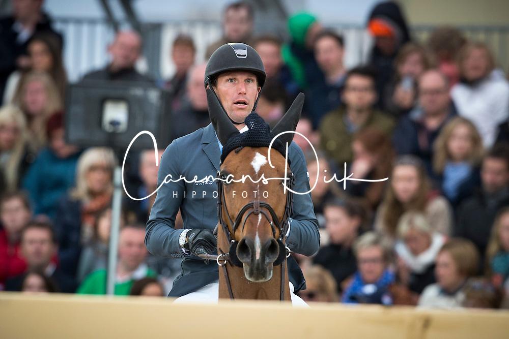 Staut Kevin (FRA) - For Joy van't Zorgvliet HDC<br /> Longines Global Champions Tour of Antwerpen 2014<br /> © Dirk Caremans