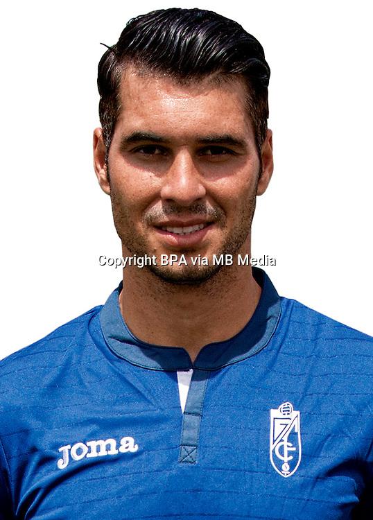 Spain - Liga BBVA 2015-2016 / <br /> ( Granada C.F. ) - <br /> Andres Eduardo Fernandez Moreno