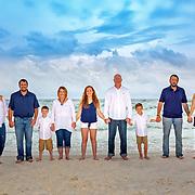Tippins Family Beach Photos