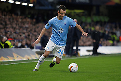February 21, 2019 - London, Greater London, United Kingdom - Andreas Vindheim during UEFA Europa League Round of 32 2nd Leg between Chelsea and Malmo FF at Stamford Bridge stadium, London, England on 21 Feb 2019. (Credit Image: © Action Foto Sport/NurPhoto via ZUMA Press)