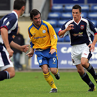 Ross County v St Johnstone.....11.09.04<br />