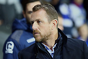 Gary Rowett during the Sky Bet Championship match between Blackburn Rovers and Birmingham City at Ewood Park, Blackburn, England on 8 March 2016. Photo by Pete Burns.