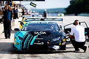 August 2-4 2019: Lamborghini Super Trofeo Road America. 6 Steven Aghakhani, US RaceTronics, Lamborghini Huracan Super Trofeo EVO