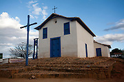 Chapada do Norte_MG, Brasil...Igreja Nossa Senhora do Rosario em Chapada do Norte, Minas Gerais...Nossa Senhora do Rosario church in Chapada do Norte, Minas Gerais...Foto: LEO DRUMOND / NITRO