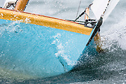 Fortuna sailing in the Opera House Cup.