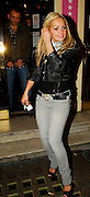 01.OCTOBER.2007. LONDON<br /> <br /> JENNIFER ELLISON LEAVING THE COMEDY THEATRE, PICADILLY WITH HER MUM AND THEN GOING TO COLLECT HER NEW BENTLEY CONVERTIBLE FROM THE GARAGE BEFORE HEADING HOME.<br /> <br /> BYLINE: EDBIMAGEARCHIVE.CO.UK<br /> <br /> *THIS IMAGE IS STRICTLY FOR UK NEWSPAPERS AND MAGAZINES ONLY*<br /> *FOR WORLD WIDE SALES AND WEB USE PLEASE CONTACT EDBIMAGEARCHIVE - 0208 954 5968*