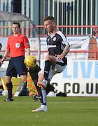 Dundee&rsquo;s Daryll Meggatt - Dundee v Kilmarnock, Ladbrokes Premiership at Dens Park <br /> <br />  - &copy; David Young - www.davidyoungphoto.co.uk - email: davidyoungphoto@gmail.com