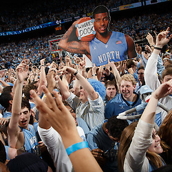 2014-02-20 Duke at North Carolina basketball