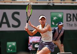 May 27, 2019 - Paris, France, F - Tennis : Roland Garros 2019  -   Veronika KUDERMETOVa - Russie (Credit Image: © Panoramic via ZUMA Press)
