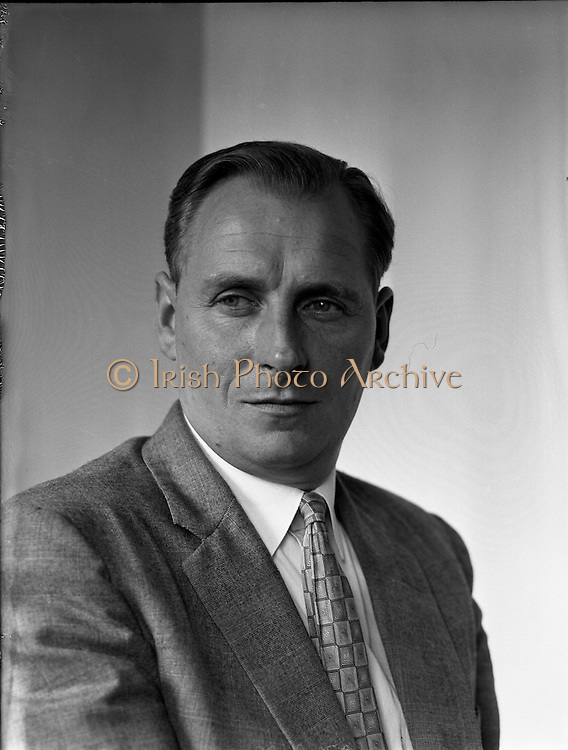 14/07/1958<br /> 07/14/1958<br /> 14 July 1958<br /> <br /> Special for Irish Shell - Mr O'Neill