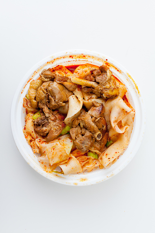 Concubine's Chicken Noodles from Xi'an Famous Foods ($10.85)