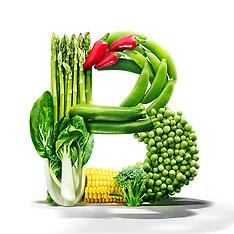 Vitamin B Vegetables