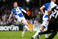 Chris Lines of Bristol Rovers - Rogan/JMP - 14/10/2017 - FOOTBALL - Memorial Stadium - Bristol, England - Bristol Rovers v Oxford United - EFL Sky Bet League One.