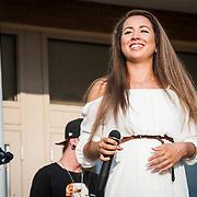 Sara Gray performs @  LaPlata Town Hall 7/10/2015.