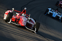 Scott Dixon, Firestone 550, Texas Motor Speedway, Ft. Worth, TX 06/06/12