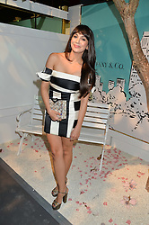 ZARA MARTIN at the Tiffany & Co. Exhibition 'Fifth And 57th' Opening Night held in The Old Selfridges Hotel, Orchard Street, London on 1st July 2015.