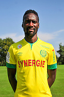 Ismael BANGOURA - 15.09.2014 - Photo officielle Nantes - Ligue 1 2014/2015<br /> Photo : Philippe Le Brech / Icon Sport
