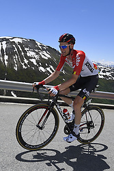 June 14, 2018 - Gommiswald, Suisse - GOMMISWALD, SWITZERLAND - JUNE 14 : WELLENS Tim (BEL)  of Lotto Soudal during stage 6 of the Tour de Suisse cycling race, a stage of 186 kms between Fiesch and Gommiswald on June 14, 2018 in Gommiswald, Switzerland, 14/06/2018 (Credit Image: © Panoramic via ZUMA Press)