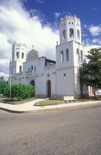 Iglesia de cariaco, Estado Sucre, Venezuela.