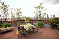 Roof Deck at 150 West 79th St