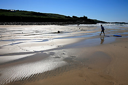 UK CORNWALL ST IVES 10JUN08 - Sandy beach at St Ives in Cornwall, western England...jre/Photo by Jiri Rezac / WWF UK..© Jiri Rezac 2008..Contact: +44 (0) 7050 110 417.Mobile:  +44 (0) 7801 337 683.Office:  +44 (0) 20 8968 9635..Email:   jiri@jirirezac.com.Web:    www.jirirezac.com..© All images Jiri Rezac 2008 - All rights reserved.