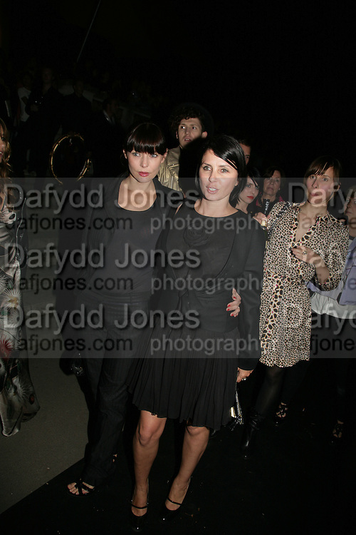 Sadie Frost, Moet Mirage, Holland Park. 16 September 2007. -DO NOT ARCHIVE-© Copyright Photograph by Dafydd Jones. 248 Clapham Rd. London SW9 0PZ. Tel 0207 820 0771. www.dafjones.com.