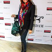 NLD/Amsterdam/20130916 -  Modeshow Jos Raak in het Conservatorium hotel, Leontien Borsato