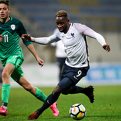 20171113: SLO, Football - UEFA European U21 Championship Qualification, Slovenia vs France