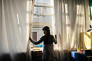 Exarchia, the historical greek anarchic stronghold is now home to 1500 refugees