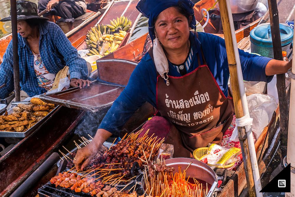 Thailand - Tha Kha Market