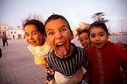 Moroccan children, Essaouira