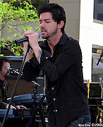 JD Fortune - INXS.Today Show - May 5, 2006